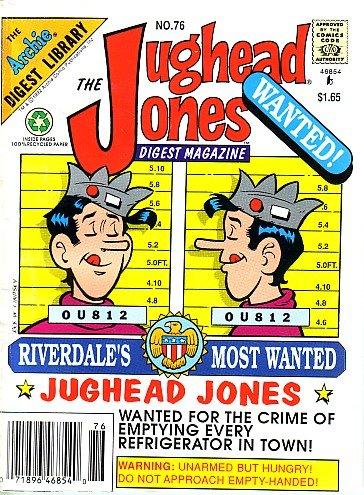 The Jughead Jones Digest Magazine, #76 (Jughead Jones)