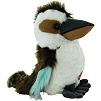 Kookaburra with Sound Soft Plush Toy, 25 Centimeters