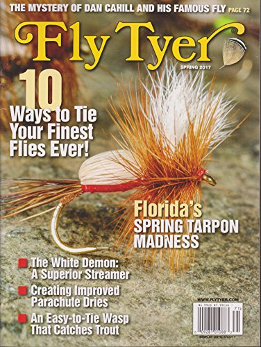 Fly Tyer Magazine Spring 2017