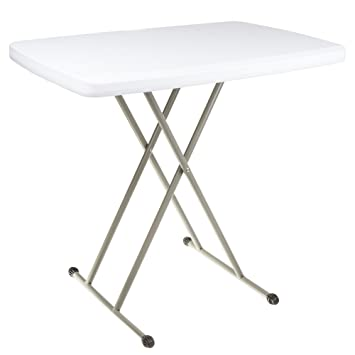 Surprising Everyday Home Folding Table Foldable Table And Tv Tray 30 X 20 X 28 Great For Laptops Squirreltailoven Fun Painted Chair Ideas Images Squirreltailovenorg