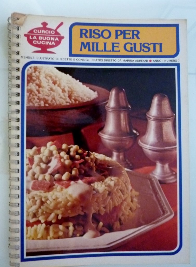 ea8d3ab6be69 Riso per mille gusti.  Amazon.co.uk  BONOMO Giuliana -  Books