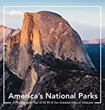 img - for America's National Parks: A Photographic Tour of all 59 of Our Greatest Natural Treasures: A National Parks Book: America's National Parks Coffee Book Tour of All 59 U.S National Parks book / textbook / text book