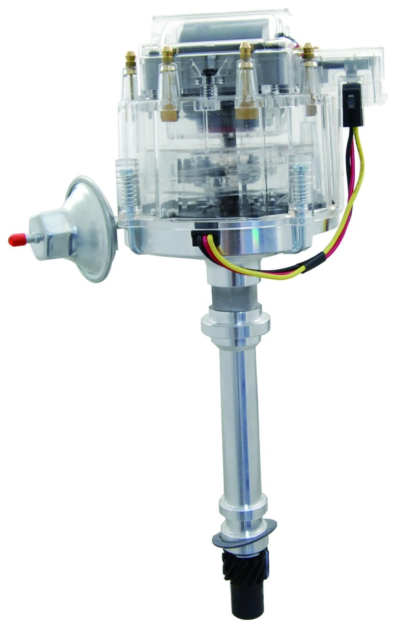 Parts Player New Hei Distributor For V8 Chevy 283 305 427 Gm Wiring 307 327 350 400 396 454 Sbc Bbc Automotive