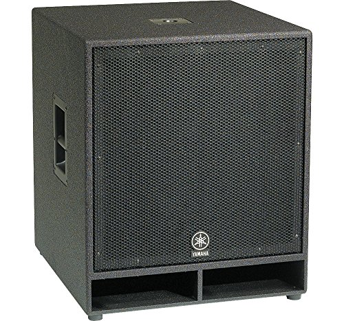Club Series Concert Speaker (Yamaha CW118V 18 In. Club Concert Series Subwoofer Speaker)