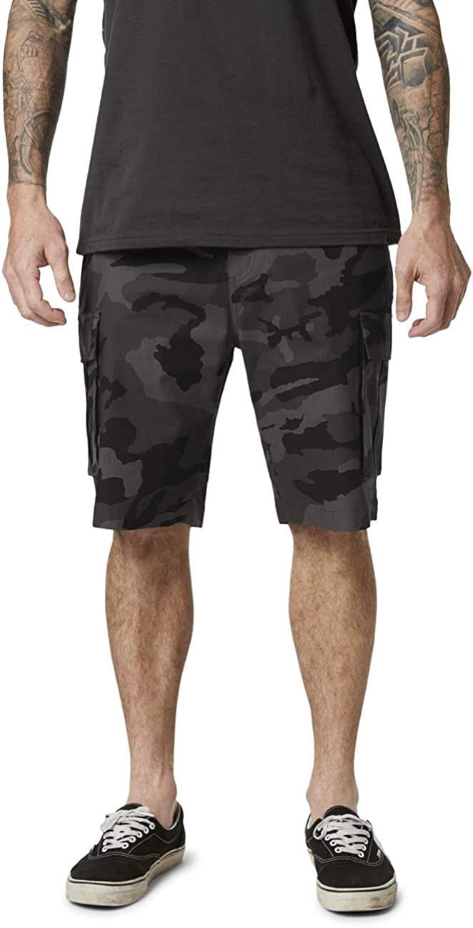 Fox Racing Men's Slambozo Camo 2.0 Cargo Shorts