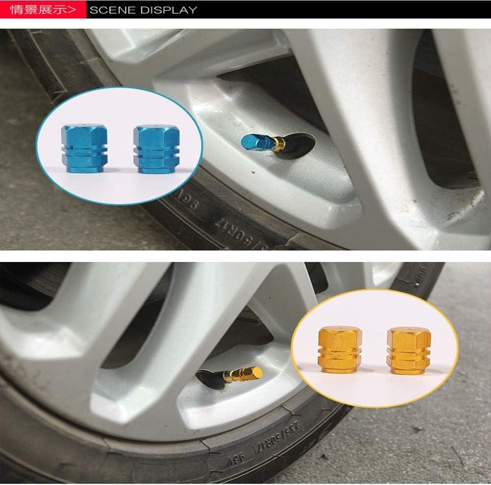 VGEBY 2pcs 11.3mm Voiture Tige de Valve de Pneu de Moto 90 degr/és Angle Roue Tige de Pneu Tubeless Valve Tige Bouchons pour Standard Tubeless pneus Roues