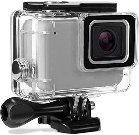 Kupton Waterproof Case For Gopro Hero 7 Silver Camera Photo