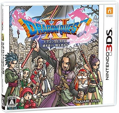 Amazon | 【3DS】ドラゴンクエストXI 過ぎ去りし時を求めて | ゲーム