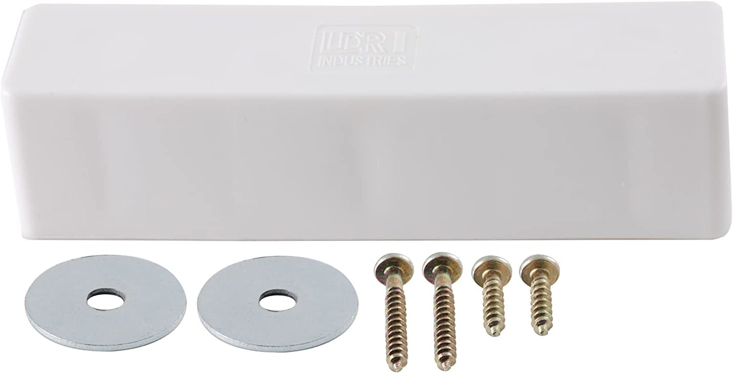 LDR Industries 501 6800 Laundry Faucet Mounting Blog Screws, Brass