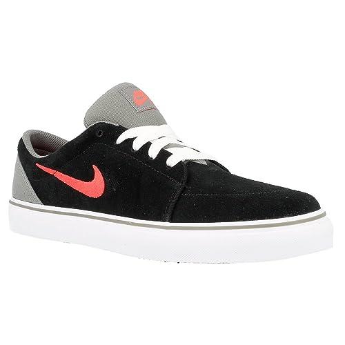 Nike SB Satire 536404-062, Zapatillas para Hombre, Mehrfarbig (Black,Grey 001), 46 EU: Amazon.es: Zapatos y complementos
