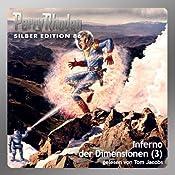 Inferno der Dimensionen - Teil 3 (Perry Rhodan Silber Edition 86) | Kurt Mahr, William Voltz, Harvey Patton