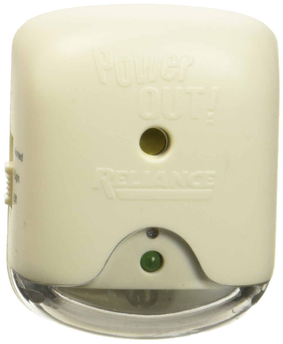 Reliance Control Corporation POWER FAIL LIGHT W/ALARM by RELIANCE CONTROLS MfrPartNo THP207M 1 Multi