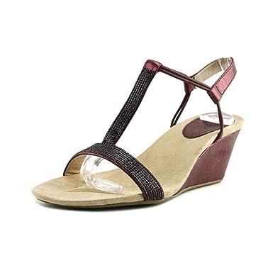 Style & Co Mulan Damen US 10 Natur Keilabsätze Sandale PxSlzrBT