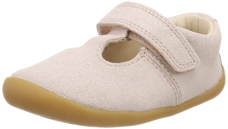 5edfc0d0f37 Clarks Baby Girls  Roamer Go Ballet Flats  Amazon.co.uk  Shoes   Bags