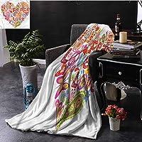 Fluffy Plush Hypoallergenic Blanket, Luxurious Warm Lightweight,Warm Cozy Blankets...