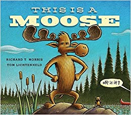 Image result for this is a moose book