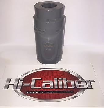 Calidad P85 y P90 embrague Araña tuerca socket herramienta para Polaris Sportsman ETX mv7 SP 570 850: Amazon.es: Coche y moto