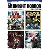 The Midnight Horror Collection: Flesh Eating Zombies Series