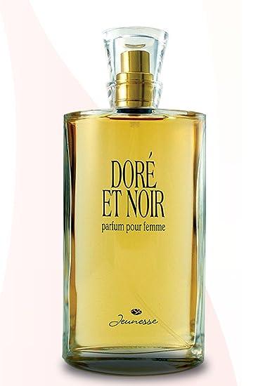 Amazoncom Dore Et Noir Parfum Pour Femme 100 Ml Eau De Parfums