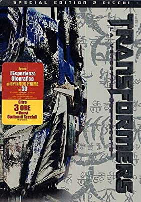 Transformers - La Vendetta Del Caduto (Ltd) (Steel Book) (2 Dvd) by shia labeouf