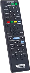 RM-ADP090 RMADP090 Remote Control Replacement for Sony Blu-ray Disc DVD Home Theatre System BDV-E6100 BDV-E4100 BDV-E3100 BDV-E2100 BDVE6100 BDVE4100 BDVE3100 BDVE2100