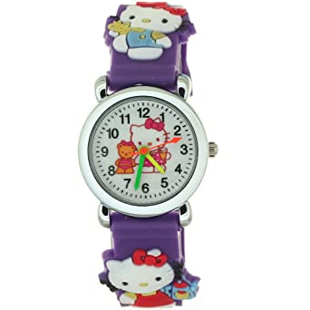 Children's Watches Imported From Abroad Fashion Children Boys Girl Students Unisex Football Style Silicone Strap Quartz Wrist Watch Keep You Fit All The Time