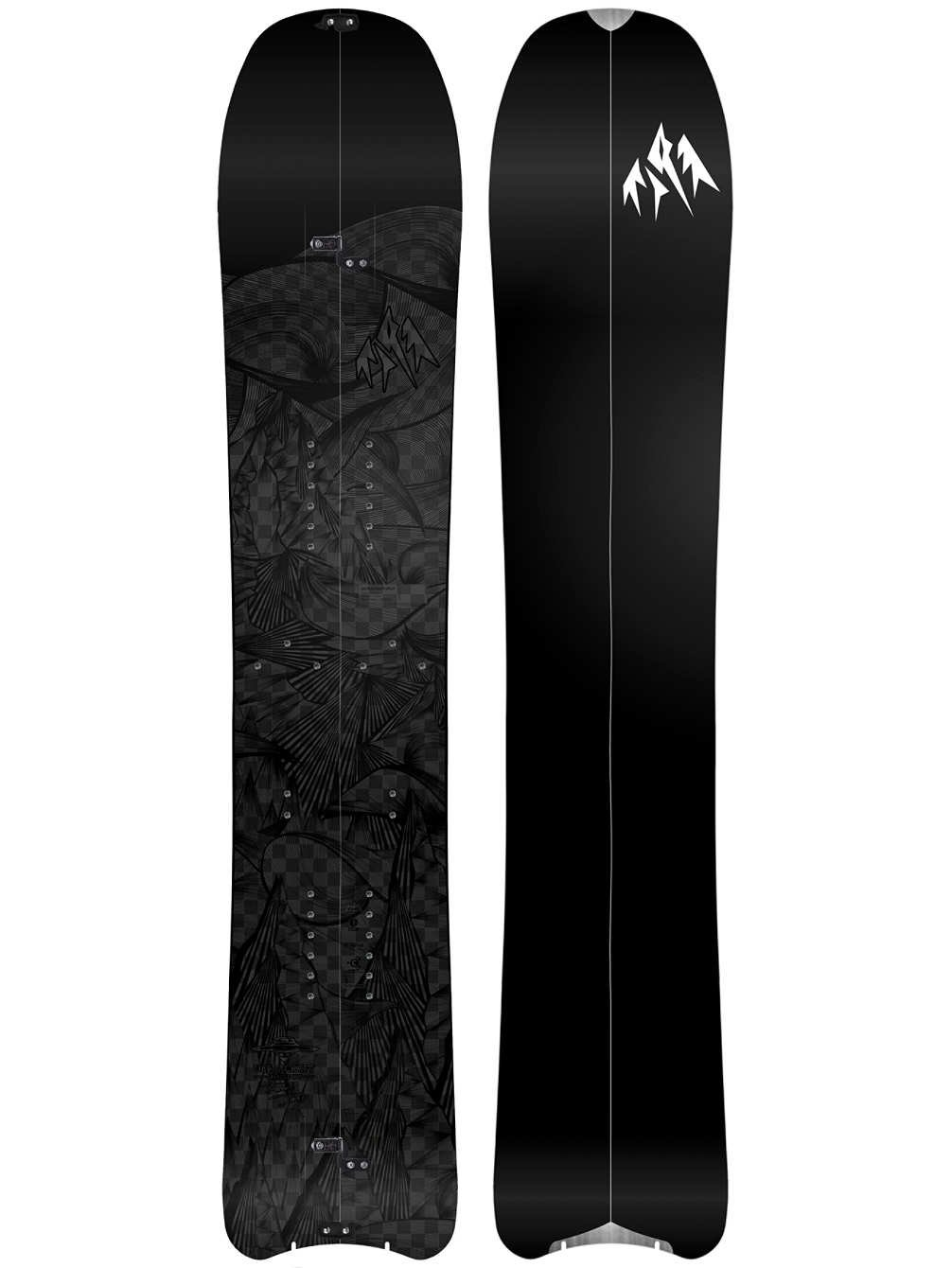 Jones Snowboards Ultracraft Splitboard B075856GPX  1色 156cm