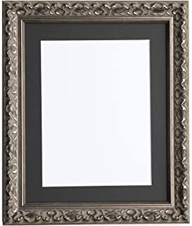 silver antique picture frames. TAILORED FRAMES-VIENNA SILVER VINTAGE ORNATE SHABBY CHIC PICTURE FRAMES Size 10\ Silver Antique Picture Frames
