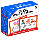 img - for Task Cards - Word Problems, Grade 2 book / textbook / text book