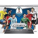 2018 Panini FIFA WORLD CUP Prizm Soccer Hobby Sealed Box English RUSSIA …