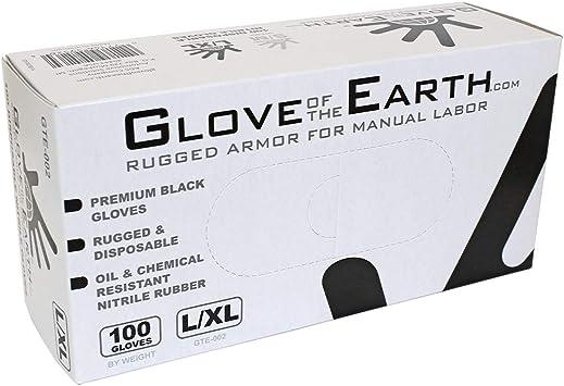 GPNB49100-BX Disposable Latex Free XXLarge 5 mil Powder Free Box ...