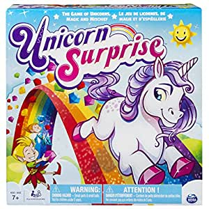 Unicorn Surprise – Board Game with an Interactive Magical Unicorn