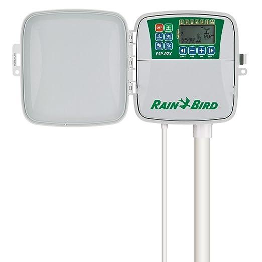 3 opinioni per Rain Bird ESP RZX 6 stazioni programmatore da esterno