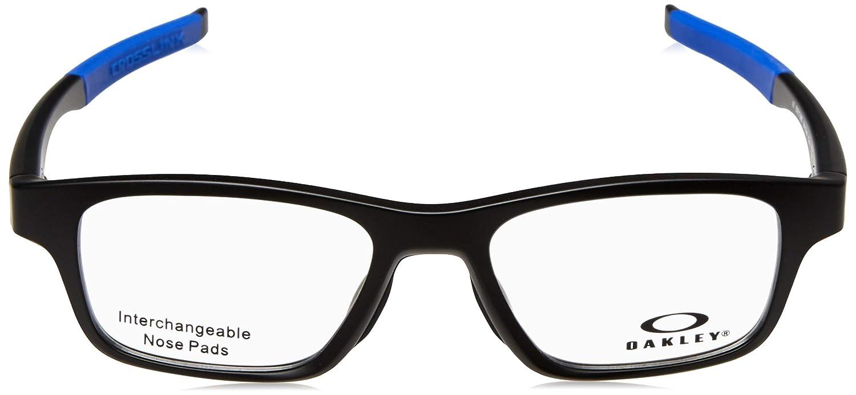 723a56b844e0 OAKLEY OX8117 - 811704 CROSSLINK HIGH POWER Eyeglasses 50mm at Amazon  Women's Clothing store: