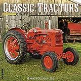 Classic Tractors 2019 Wall Calendar