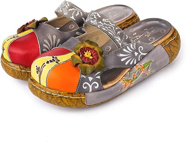 New Ladies Mules Clogs Slippers Womens Quality Comfort Clog Slipper