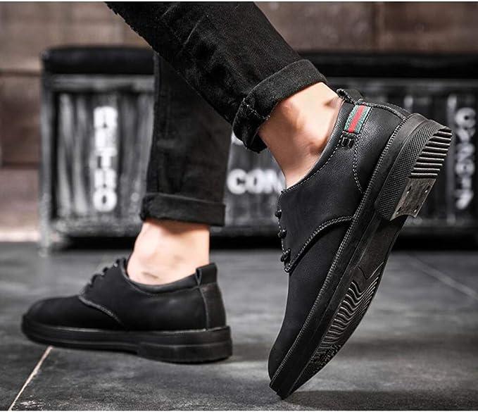 Xxoshoe Soulagement de la Douleur prouv/é fasciite Plantaire orthop/édique Confortable Pieds Plats diab/étiques Gramercy Chaussures habill/ées pour Hommes Noir