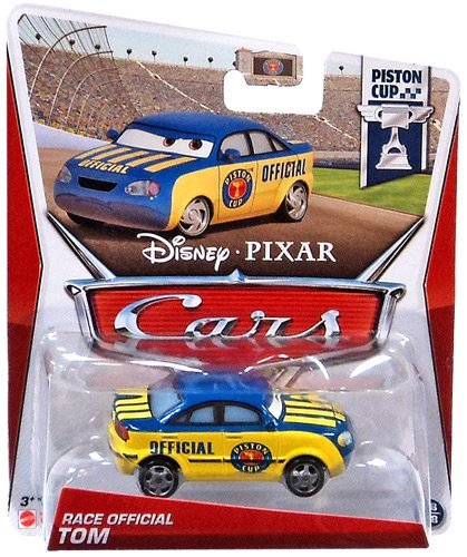 CARS: RACE OFFICIAL TOM PISTON CUP ()