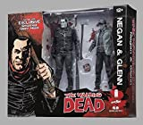 Walking Dead Negan Glenn Color Action Figure Set Skybound Exclusive