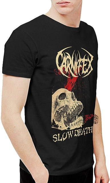 Carnifex T Shirt Woman Short Sleeve Top Novelty Crew Neck T Shirts