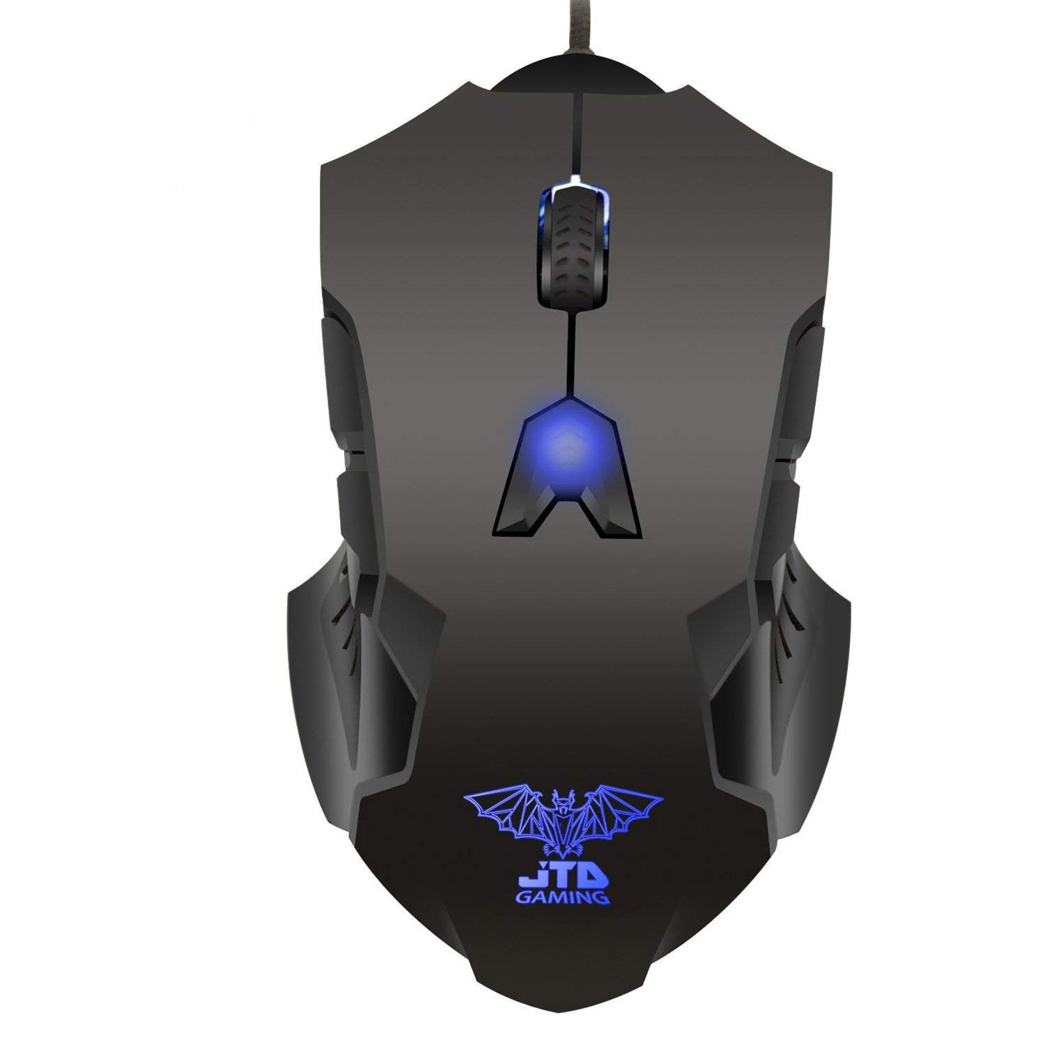 J-Tech Digital M999 Professional Gaming High Precision 200 to 8200 DPI Adjustable DPI LED Wired USB Laser Gaming Mouse for PC, 8 Programmable Buttons, 5 User Profiles, Omron Switches, Avago Sensor