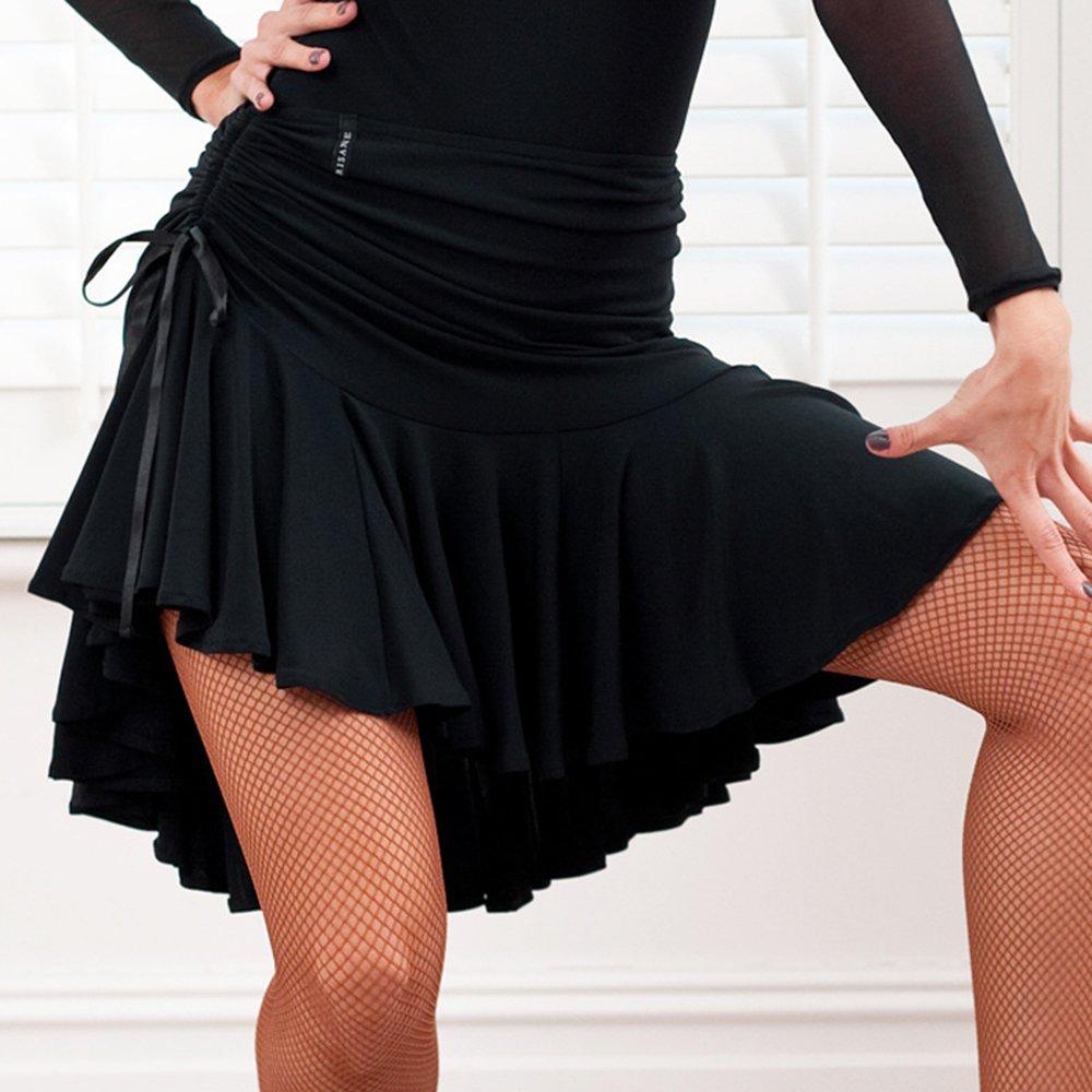 Deux Corde Succion Danse Côtés Ztxy Classique Jupe Latin Femmes shoCdxrtBQ