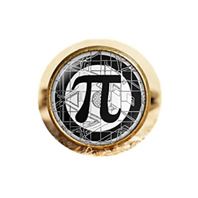 Amazon Pi Ring Mathematics Math Ring Numbers Of Pi Ring