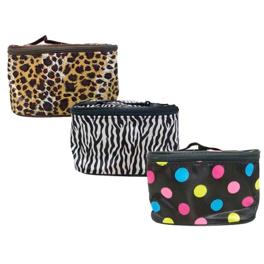 New 1 Pcs Cosmetic Travel Bag Beauty Girl Fashion Multifunction Makeup Toiletry Case