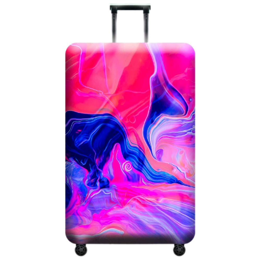 For 18-32 Inches Luggage #3S XRDSS Travel Luggage Cover Washable Spandex Suitcase Cover