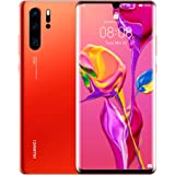 Huawei P30 Pro Dual-SIM 512GB (GSM Only, No CDMA) Factory Unlocked 4G/LTE Smartphone - International Version (Amber…