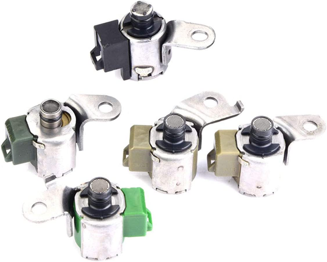 8pcs Automatic Transmission Solenoid kit For Nissan Volvo AW55-50SN AW55-51SN
