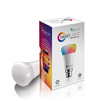 sunrise multicolored lighting disco sunset smart dimmable light bluetooth bulb sleeping changing bulbs color