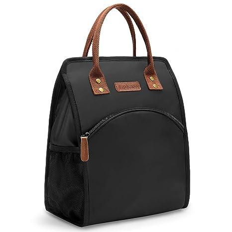 Amazon.com: LOKASS Bolsas de almuerzo para mujer Bolsa de ...
