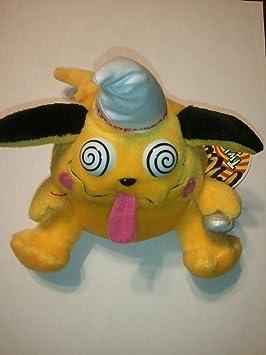 dopeymon * Meanies * trenzado juguetes serie * 1999 Bean Bag peluche juguete de la idea